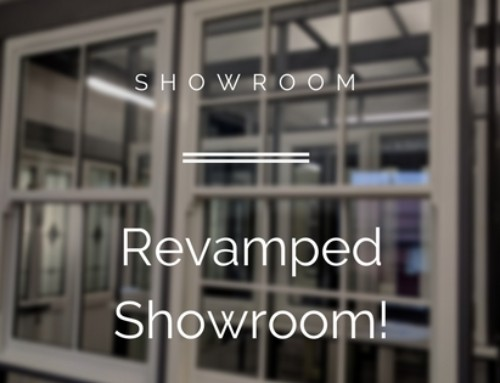 Visit Our Revamped Showroom