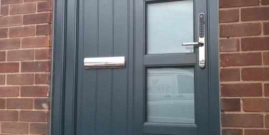 Engineered doors b p windows Extra wide front doors