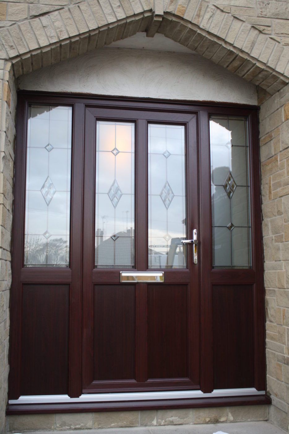 1600 #50637B Engineered Doors B & P Windows image Residential Doors And Windows 44431067