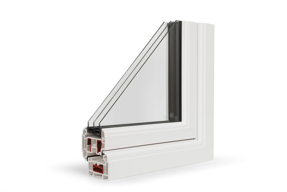 Rustique 3 triple glazing