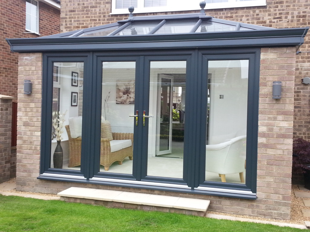 Glass Roof Glazed Extensions B Amp P Windows