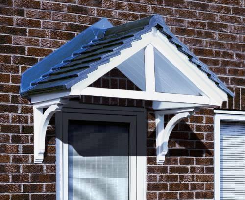 Door Canopies Glass Fibre Reinforced Plastic Grp