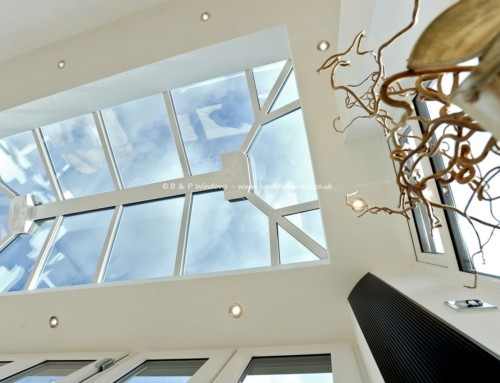 Loggia Glass roof