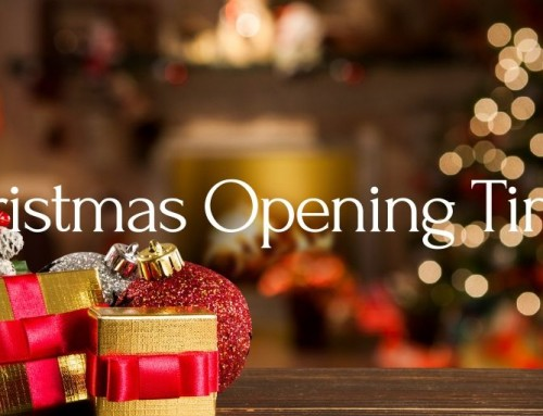 2019 Christmas Opening Times