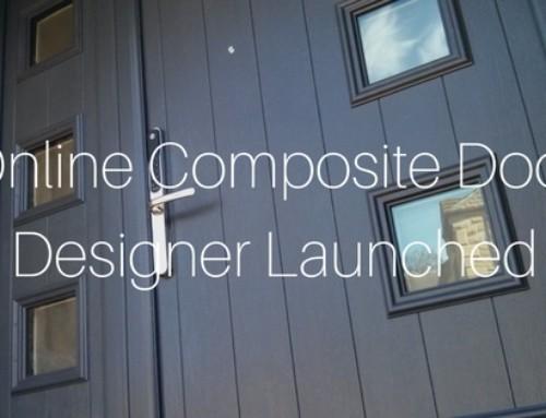 B & P Windows Launches Online Composite Door Designer